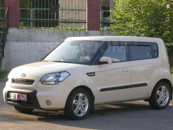 Kia Soul, 2010 год, 515 000 руб.