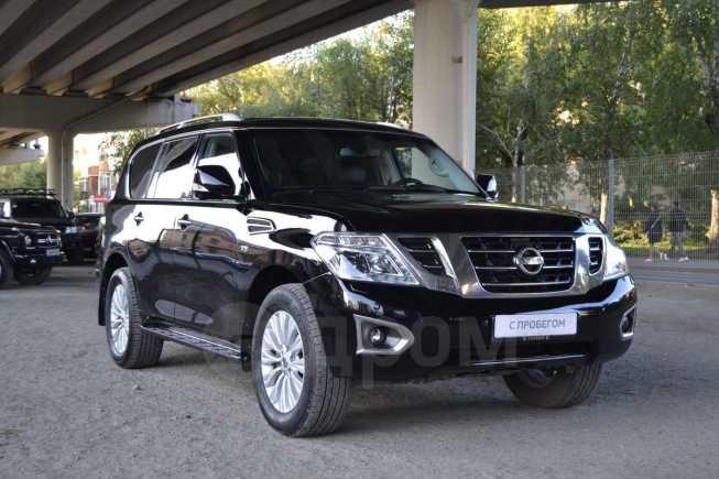 Nissan Patrol, 2014 год, 2 190 000 руб.