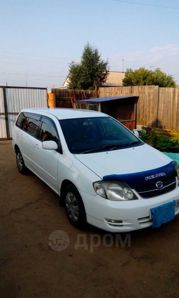 Toyota Corolla Fielder, 2002 год, 365 000 руб.