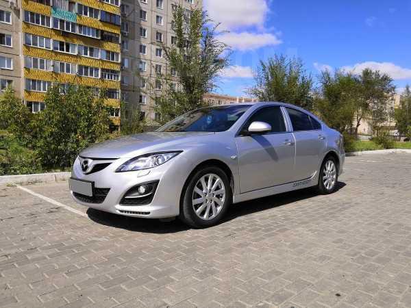 Mazda Mazda6, 2012 год, 660 000 руб.