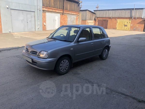 Nissan March, 2000 год, 170 000 руб.