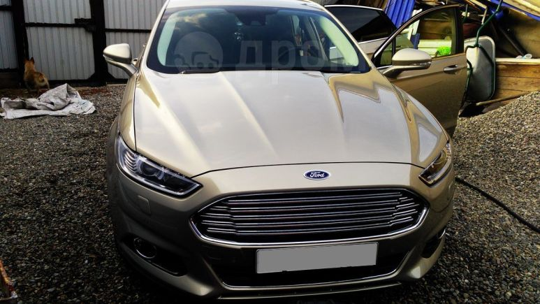 Ford Mondeo, 2015 год, 1 080 000 руб.