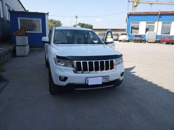 Jeep Grand Cherokee, 2013 год, 1 650 000 руб.