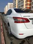 Nissan Sentra, 2016 год, 719 000 руб.