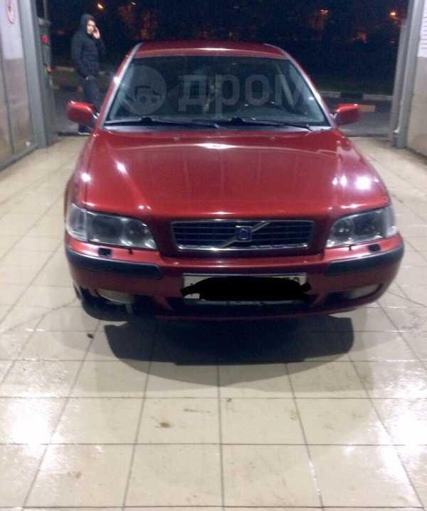 Volvo S40, 2001 год, 150 000 руб.