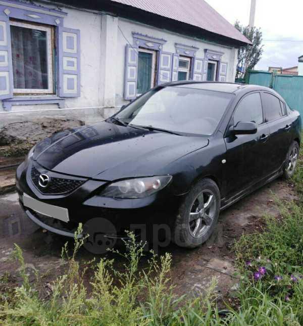 Mazda Mazda3, 2006 год, 200 000 руб.