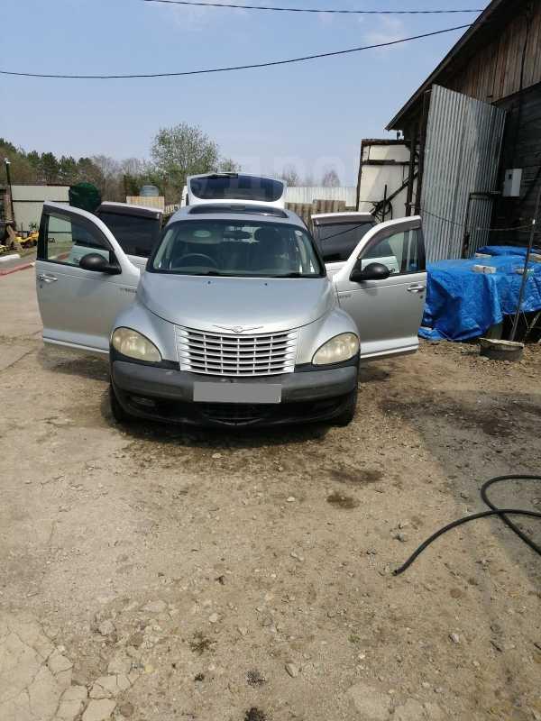 Chrysler PT Cruiser, 2002 год, 200 000 руб.