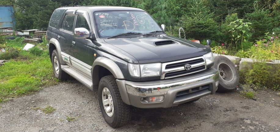 Toyota Hilux Surf, 2000 год, 545 000 руб.