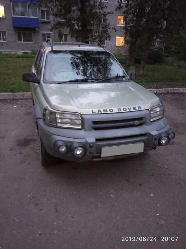 Land Rover Freelander, 2001 год, 300 000 руб.