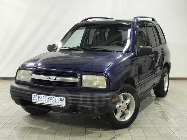 Chevrolet Tracker, 2000 год, 210 000 руб.