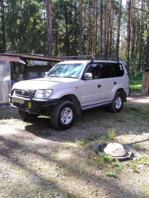 Toyota Land Cruiser Prado, 1996 год, 777 000 руб.