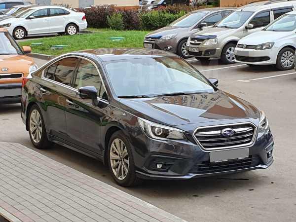 Subaru Legacy, 2018 год, 1 900 000 руб.