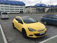 Нягань Astra GTC 2013