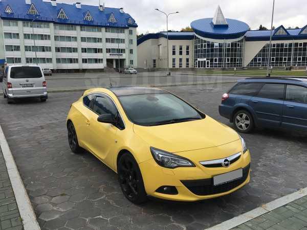 Opel Astra GTC, 2013 год, 650 000 руб.