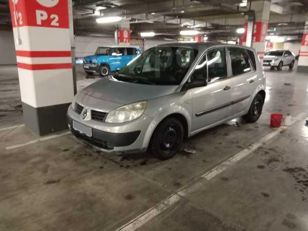Renault Scenic, 2004 год, 290 000 руб.