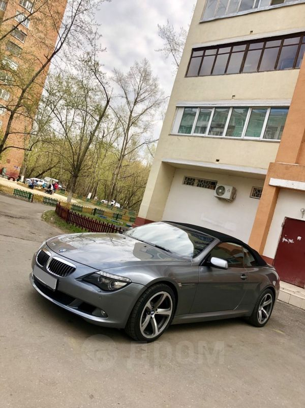 BMW 6-Series, 2008 год, 999 999 руб.
