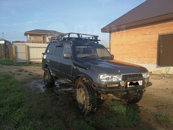 Toyota Land Cruiser, 1990 год, 450 000 руб.