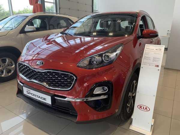 Kia Sportage, 2019 год, 1 504 900 руб.