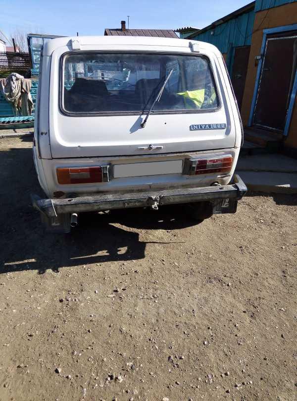 Лада 4x4 2121 Нива, 1990 год, 65 000 руб.