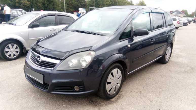 Opel Zafira, 2007 год, 348 000 руб.