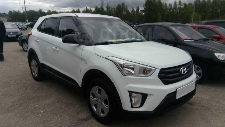 Hyundai Creta, 2016 год, 753 000 руб.