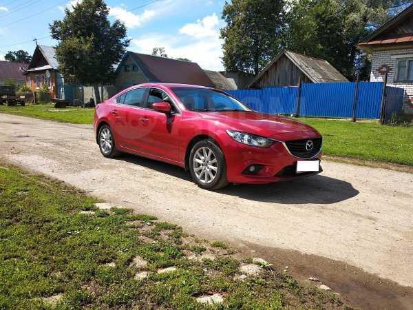 Mazda Mazda6, 2014 год, 900 000 руб.