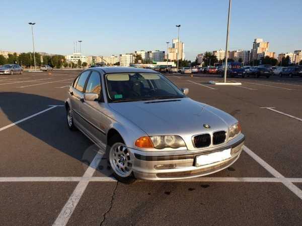 BMW 3-Series, 2001 год, 547 000 руб.