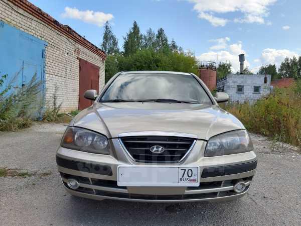 Hyundai Elantra, 2005 год, 245 000 руб.