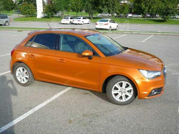 Audi A1, 2014 год, 755 000 руб.