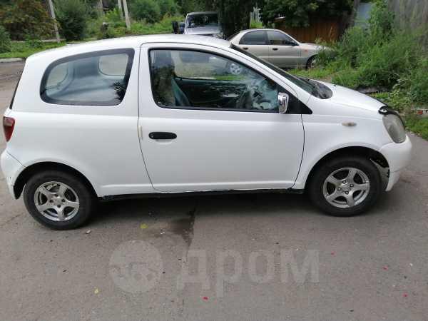 Toyota Vitz, 2000 год, 178 000 руб.