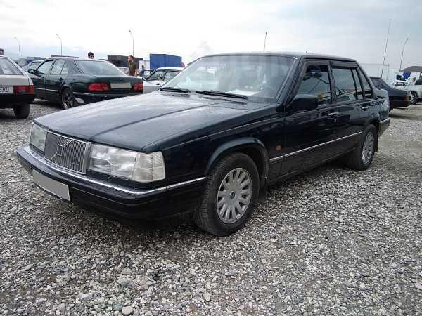 Volvo 960, 1992 год, 240 000 руб.