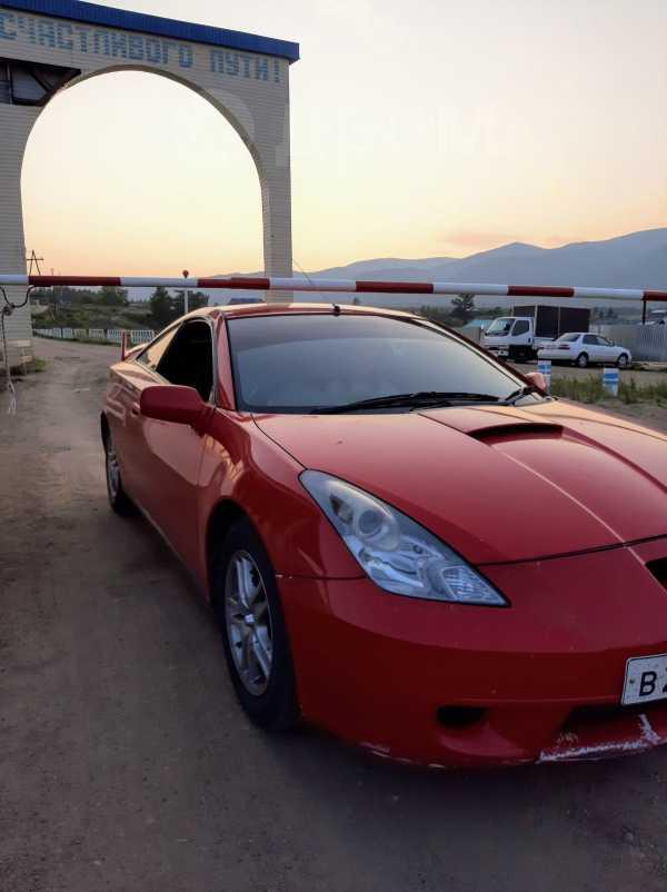 Toyota Celica, 2002 год, 330 000 руб.