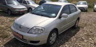 Нижнекамск Corolla 2005