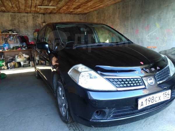 Nissan Tiida, 2005 год, 310 000 руб.