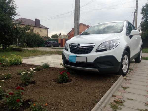 Opel Mokka, 2014 год, 805 000 руб.