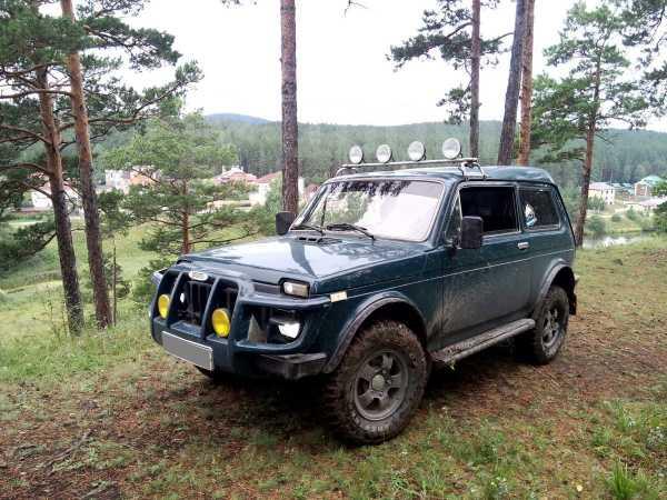 Лада 4x4 Бронто, 1998 год, 220 000 руб.