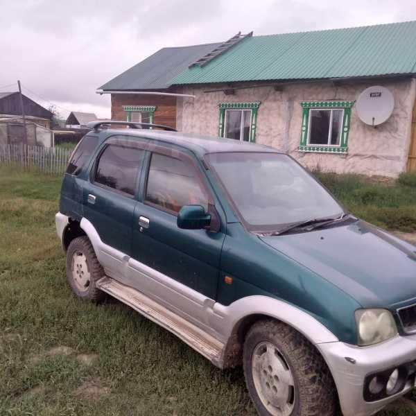 Daihatsu Terios, 2002 год, 230 000 руб.