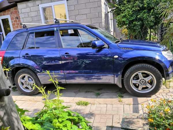Suzuki Grand Vitara, 2007 год, 657 000 руб.