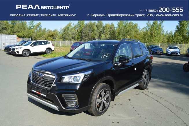 Subaru Forester, 2019 год, 2 529 900 руб.