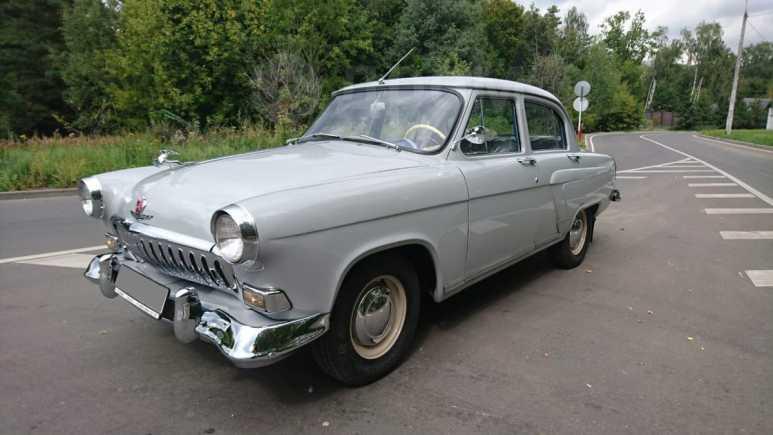 ГАЗ 21 Волга, 1960 год, 2 000 000 руб.
