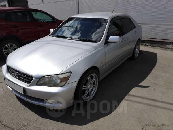 Toyota Altezza, 1999 год, 340 000 руб.