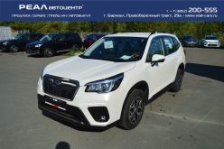 Барнаул Forester 2019