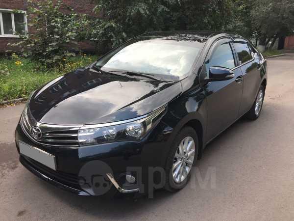 Toyota Corolla, 2013 год, 745 000 руб.