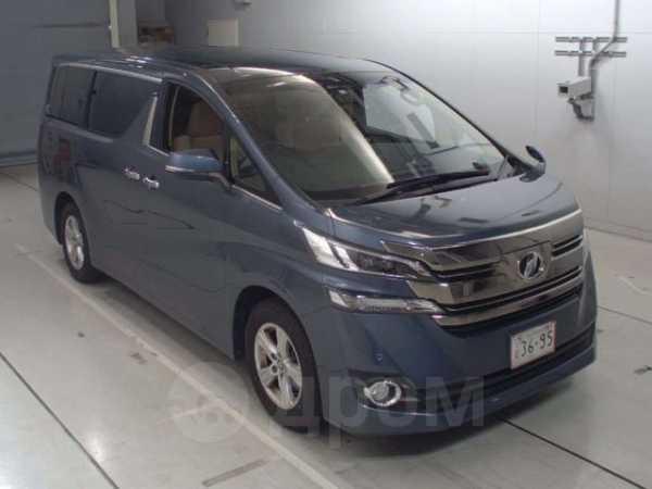 Toyota Vellfire, 2015 год, 2 025 000 руб.