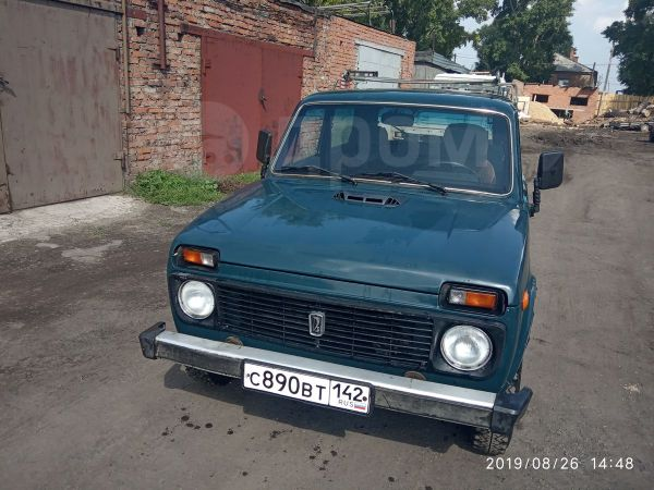 Лада 4x4 2121 Нива, 1996 год, 100 000 руб.
