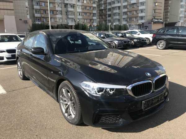 BMW 5-Series, 2019 год, 3 590 000 руб.