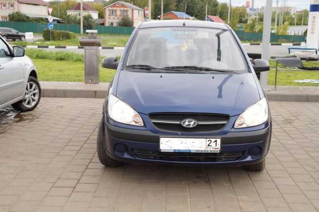 Hyundai Getz, 2009 год, 270 000 руб.