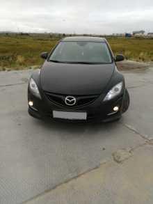 Тазовский Mazda6 2010