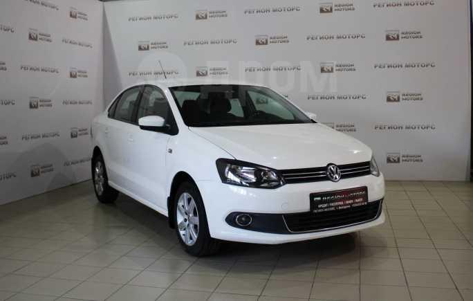Volkswagen Polo, 2012 год, 519 900 руб.