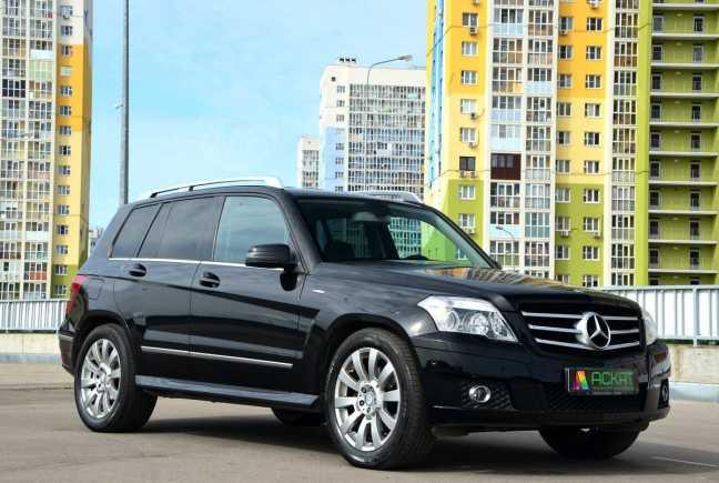 Mercedes-Benz GLK-Class, 2009 год, 985 000 руб.